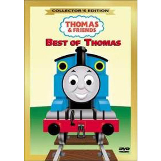 Tomy International Thomas & Friends DVD - Best of Thomas Product