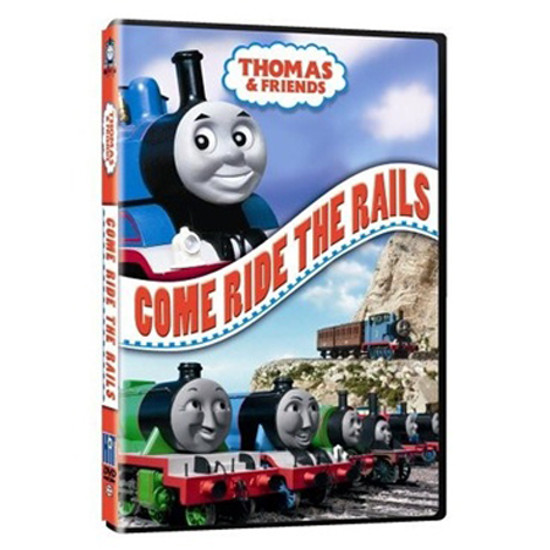 Tomy International Thomas & Friends DVD - Come Ride The Rails Product