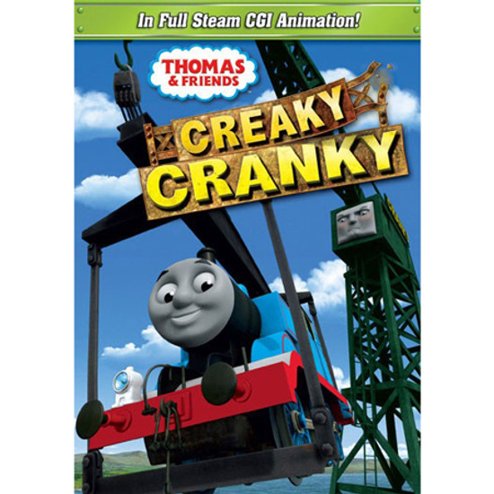 Tomy International Thomas & Friends DVD - Creaky Cranky Product