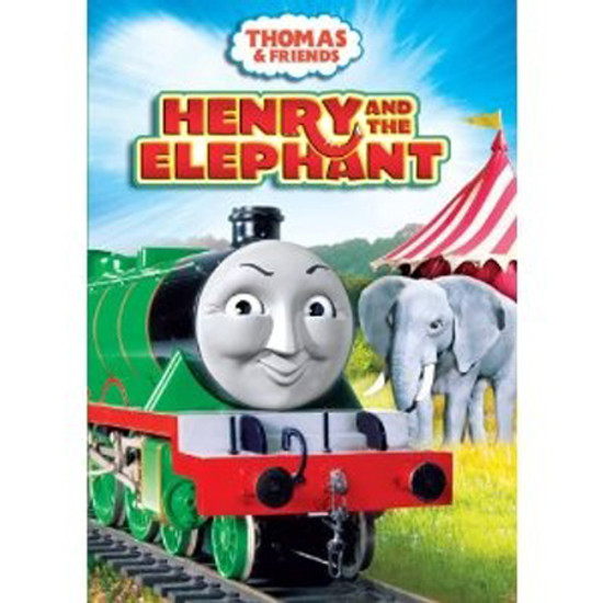 Tomy International Thomas & Friends DVD - Henry and the Elephant Product
