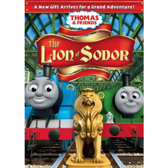 Tomy International Thomas & Friends DVD - Lion of Sodor