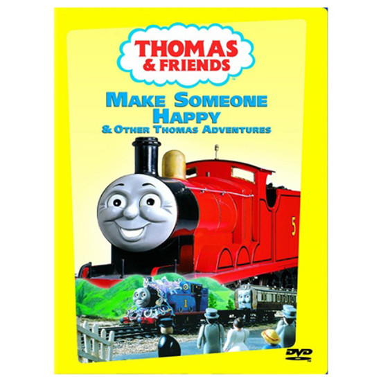 Tomy International Thomas & Friends DVD - Make Someone Happy Product