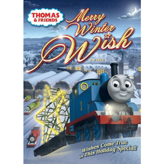 Tomy International Thomas & Friends DVD - Merry Winter Wish Product