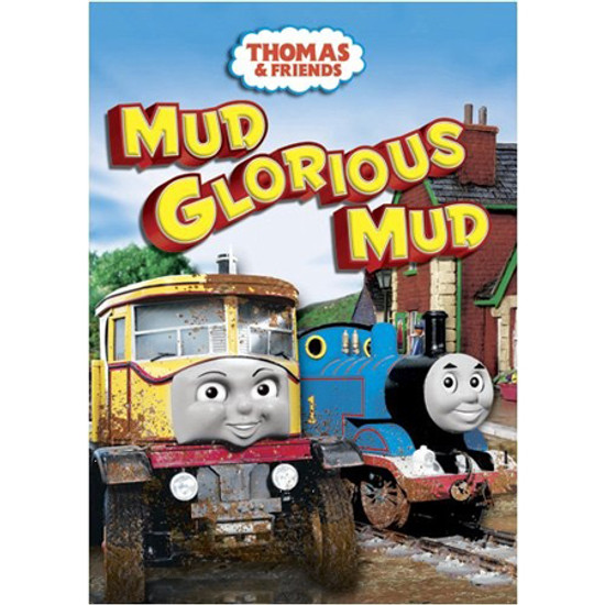 Tomy International Thomas & Friends DVD - Mud Glorious Mud