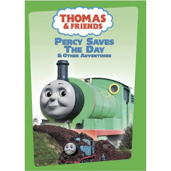 Tomy International Thomas & Friends DVD - Percy Saves the Day