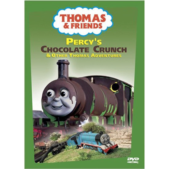 Tomy International Thomas & Friends DVD - Percy's Chocolate Crunch Product