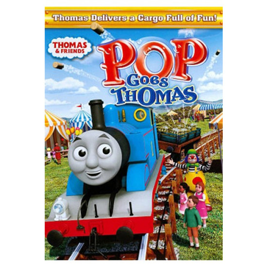 Tomy International Thomas & Friends DVD - Pop Goes Thomas