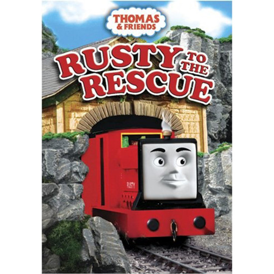 Tomy International Thomas & Friends DVD - Rusty to the Rescue