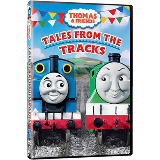 Tomy International Thomas & Friends DVD - Tales from the Tracks