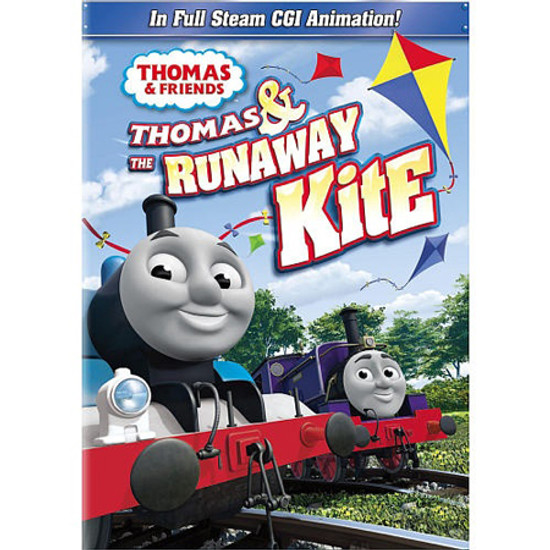 Tomy International Thomas & Friends DVD - Thomas & the Runaway Kite