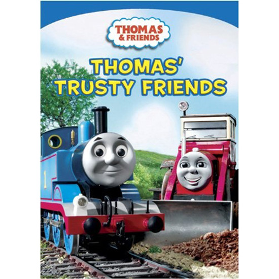 Tomy International Thomas & Friends DVD - Thomas' Trusty Friends