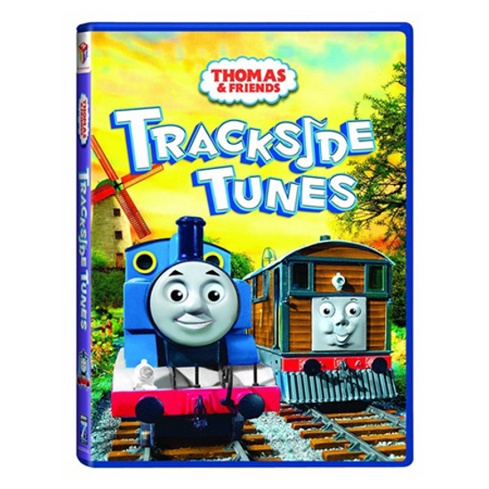 Tomy International Thomas & Friends DVD - Trackside Tunes