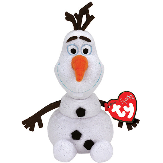 Beanie Babies Disney Beanie Babies - Olaf 8in