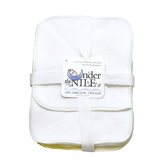 Under The Nile Sherpa Wash Cloth Set