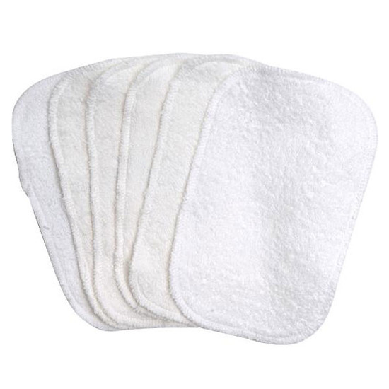 Under The Nile Terry Cloth Baby Wipes 6 pk Product