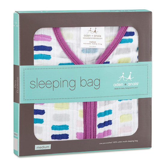 aden + anais Classic Sleeping Bag - Wink-2