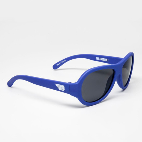 Babiators Baby Sunglass Original Babiators - Blue Angel-2