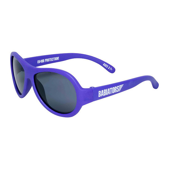 Babiators Original Baby Sunglass  - Violet Pilot Product