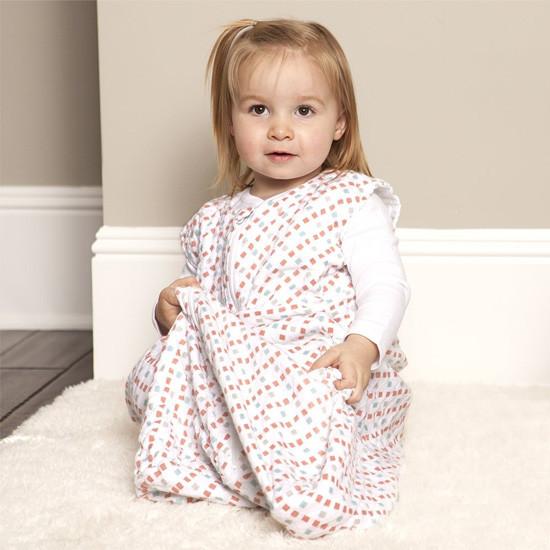 Bebe Au Lait Muslin Bedtime Sleeper - Tinsley-2