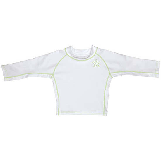i play. Long Sleeve Rashguard - White-3