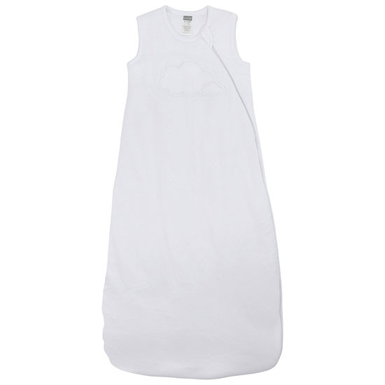 Kushies Baby Pointelle Sleeping Bag - Light Grey Product