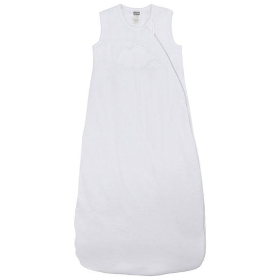 Kushies Baby Pointelle Sleeping Bag - Light Grey-1