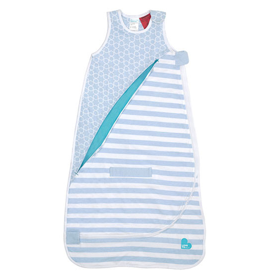 Love to Dream Inventa 1.0 TOG Sleep Bag - Light Blue-2