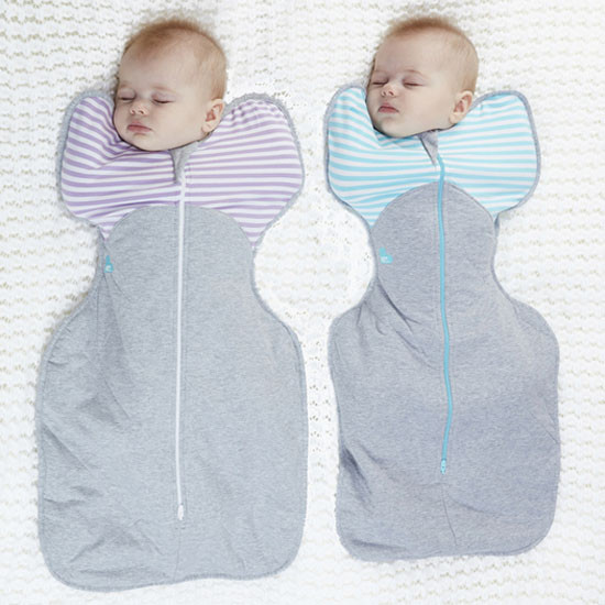 Love to Dream Swaddle Up Winter Warm - Turquoise-2