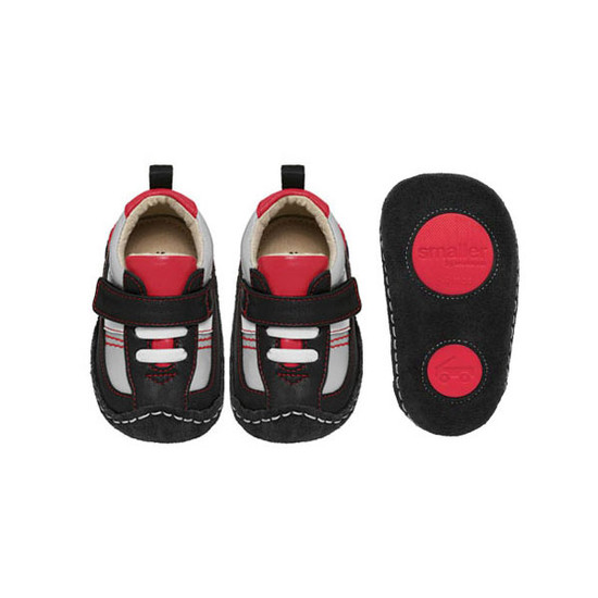 See Kai Run Smaller George - Black-3
