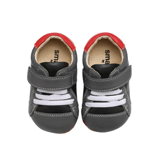See Kai Run Smaller Julian - Gray / Black-3