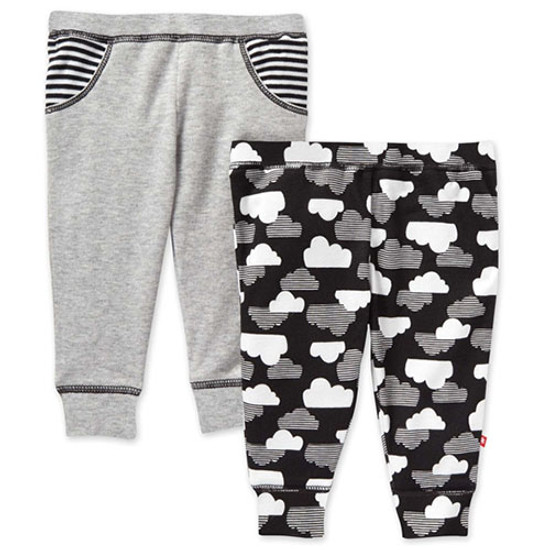Skip Hop Star-Struck Jogger Pants Set - Grey-1