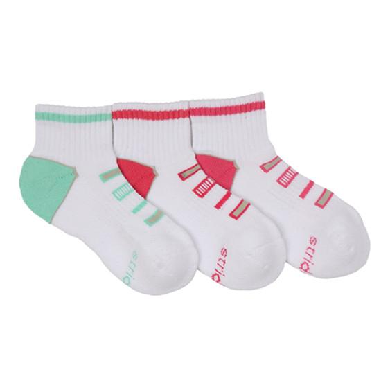 STRIDE RITE Ashton Stripped Socks - 3 Pack Product