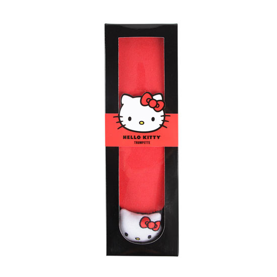 Trumpette Hello Kitty (12-18 Months) Rattle Baby Tights-3
