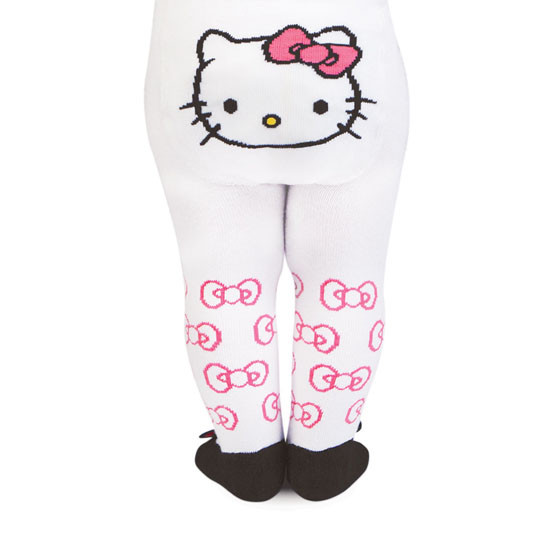 Trumpette Hello Kitty Bow (12-18 Months) Baby Tights-2