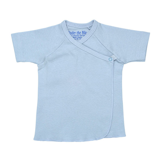 Under The Nile Short Sleeve T-Shirt - Ice Blue Product