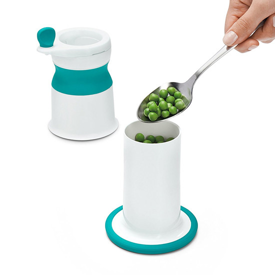 OXO TOT Mash Maker Baby Food Mill - Teal-2