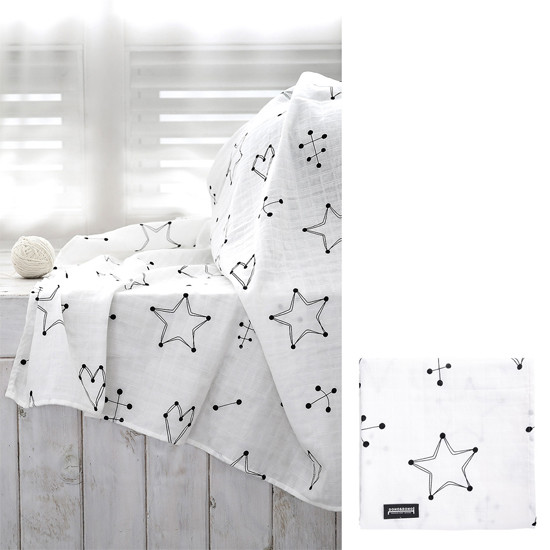 Innobaby Dono&Dono Light Muslin Cuddle Blanket - Jupiter-3