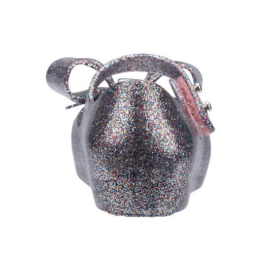 Mini Melissa Ultragirl Bow III - Multicolor Glitter are available at kidslandusa.com