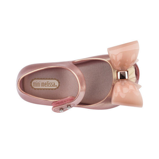 Mini Melissa Ultragirl Bow III - Pink are available at kidslandusa.com