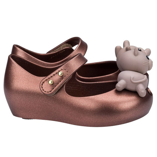 Mini Melissa Ultragirl Cat - Brown ship for free!