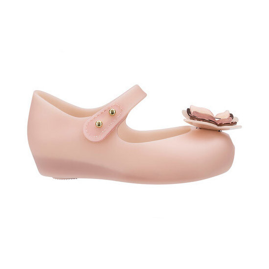 Mini Melissa Ultragirl Fly - Light Pink for little girls!