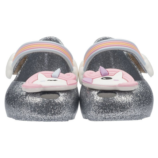 Mini Melissa Ultragirl Unicorn - Silver for girls