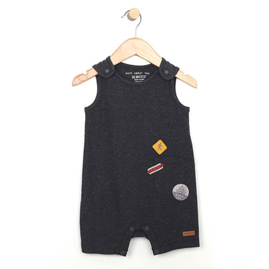 Robeez City Life Sleeveless Romper