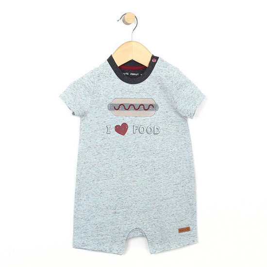 Robeez I Love Food Romper Product