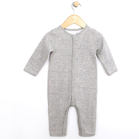 Robeez Reversible Double Knit Coverall - Brown-2
