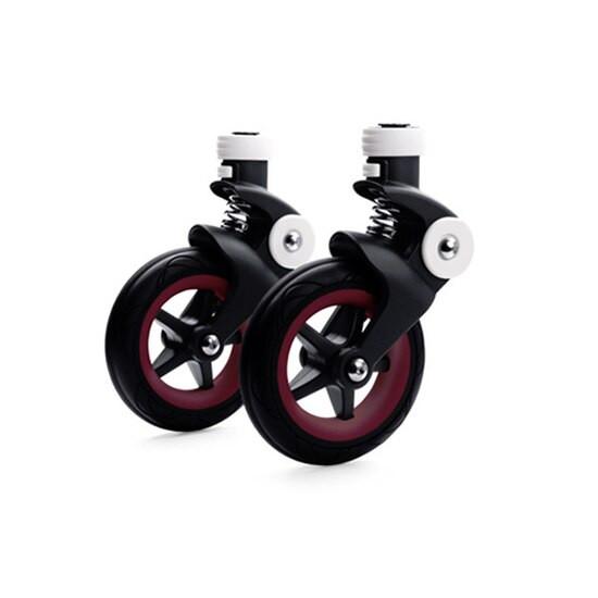 Bugaboo Bee5 Wheel Caps Dark Red Color