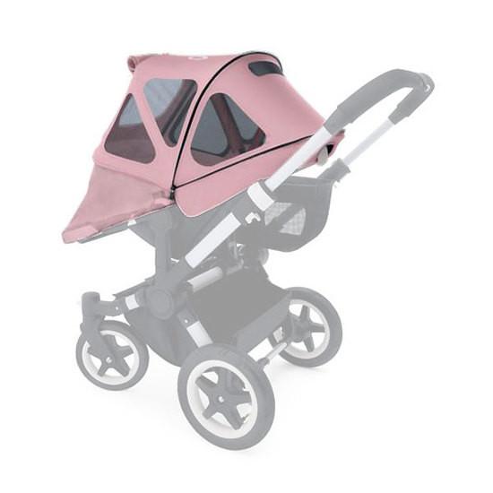Bugaboo Donkey Breezy Sun Canopy Pink