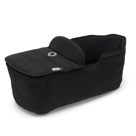 Bugaboo Fox Bassinet Tailored Fabric Set  - Black Melange