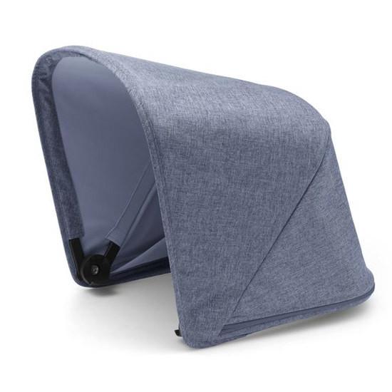 Bugaboo Fox Sun Canopy - Blue Melange