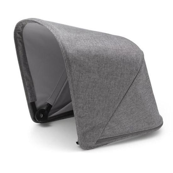 Bugaboo Fox Sun Canopy - Grey Melange